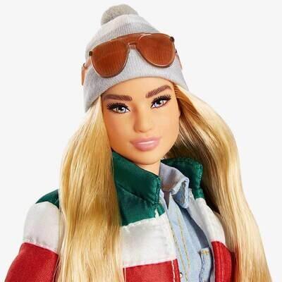 2020 Gold Label: HBC Stripes Barbie Doll