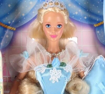 1998 Sleeping Beauty Barbie Doll