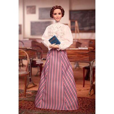 2020 Barbie Signature: Helen Keller Doll from the Inspiring Women Collection