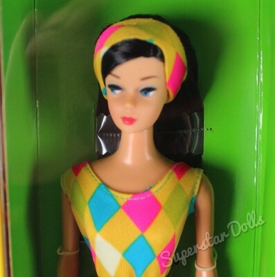2003 Limited Edition Color Magic 1960's Reproduction Barbie Doll