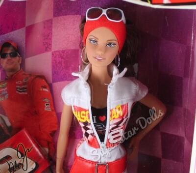 2006 Pink Label: Dale Earnhardt, Jr. NASCAR Barbie Doll