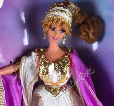 1995 Grecian Goddess Barbie Doll from The Great Eras Collection