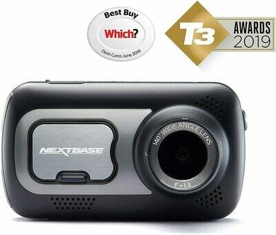 Nextbase 522GW Dash Cam with Alexa Enabled