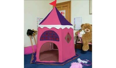 Bazoongi Princess Fairy Castle Play Tent