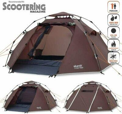 Instant Tent 2 Man Waterproof Double Layer FlashFrame