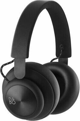 ang & Olufsen Beoplay H4 Wireless Headphones (1st Generation) - Black