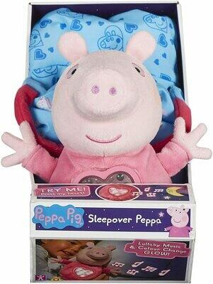 Peppa Pig 6926 Sleepover Peppa, Pink