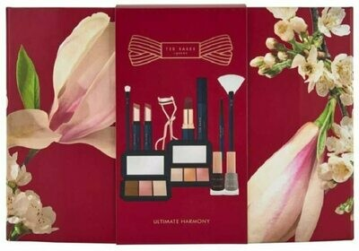 Ted Baker Ultimate Harmony Makeup Cosmetic Gift Set - 12 Pieces