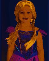 RUBIE'S Disney Frozen Anna Red Wig - One