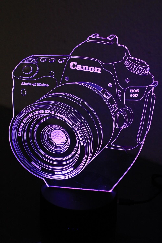 Lampara 3D