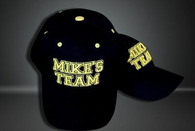 Mike's Team 6-Panel Snapback