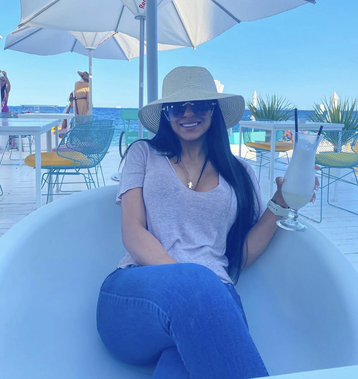 Floppy Beach Hat Sand