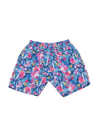 Summer Color Breeze Print-Men
