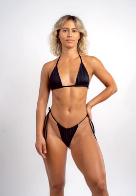 Black Brazilian Bikini- Women