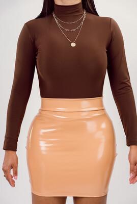 Latex Skirt