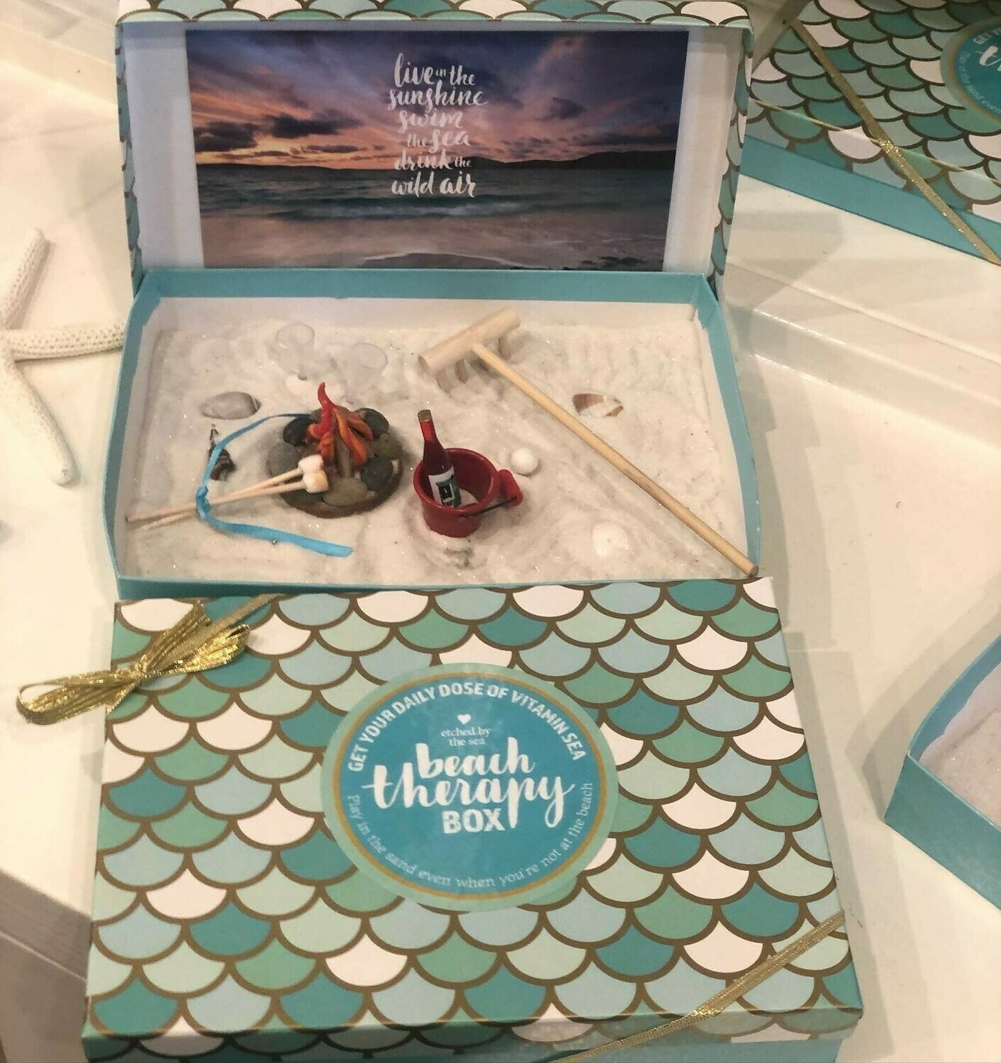 Beach Therapy Box