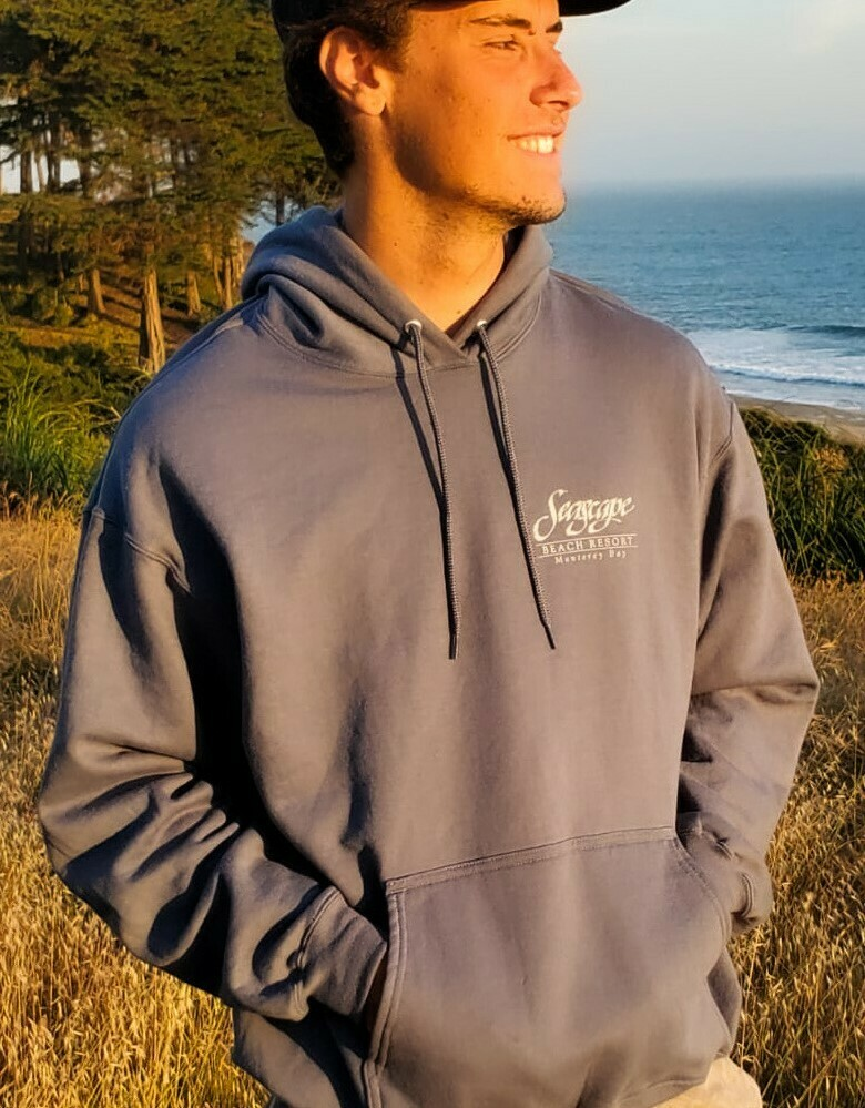 Men's Seascape Hooded Sweatshirt