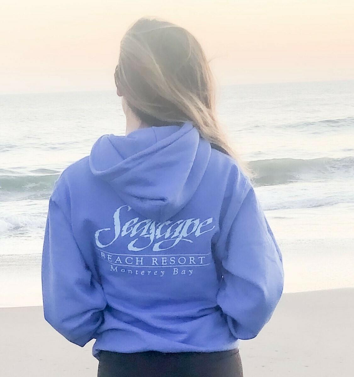 Women's Seascape Hooded Sweatshirt