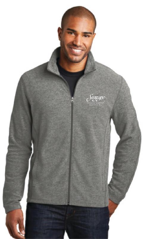 Men's Seascape Fleece Zip-Up Jacket