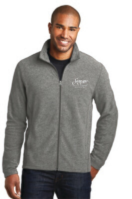 Men's Seascape Fleece Zip-Up Jacket