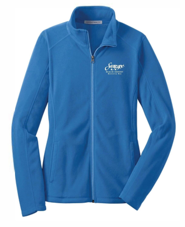 Women's Seascape Fleece Zip-Up Jacket