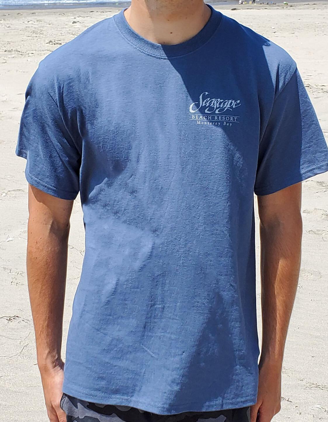 Men's Seascape S/S T-Shirt