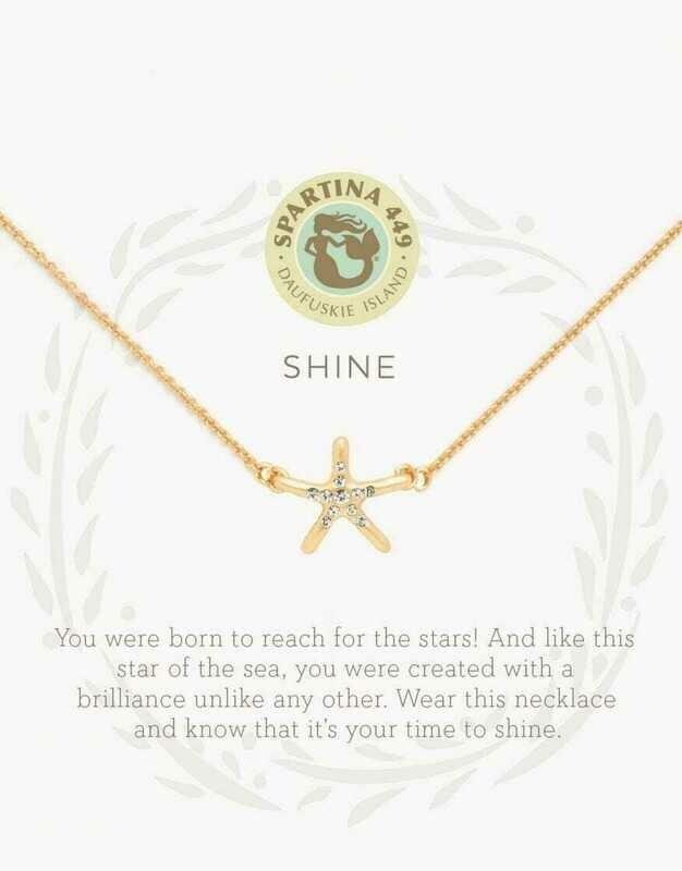 Sea La Vie Shine Sea Star Necklace