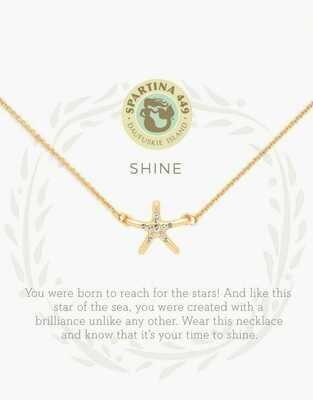 Sea La Vie Shine Sea Star Necklace
