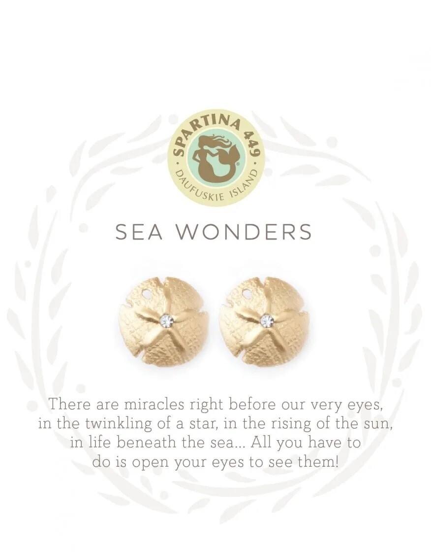Sea Wonders Earrings