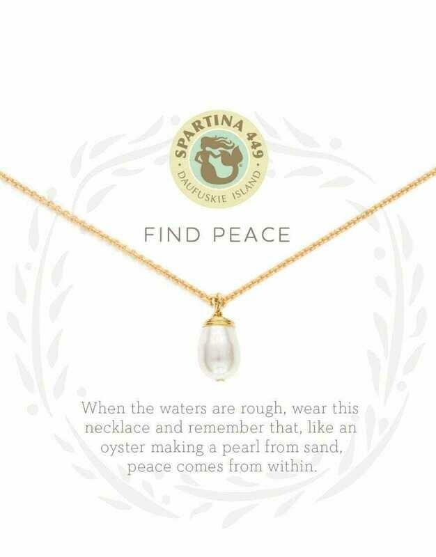 Find Peace Necklace
