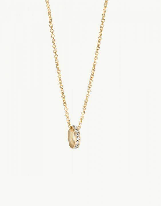Sea La Vie Grateful Necklace