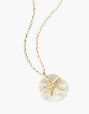 Star Sand Dollar Necklace 32