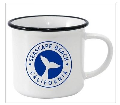 Camper Mug /Seascape/Beach Life