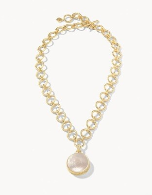 Naia Mother of Pearl Necklace