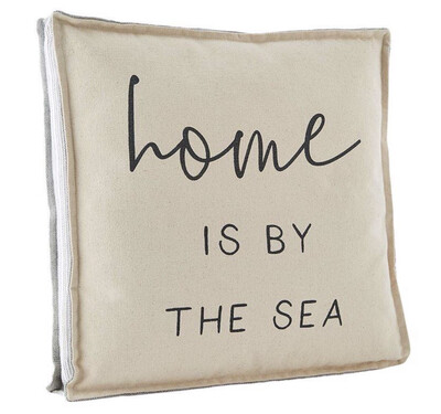 Pillow, Home Is By The Sea