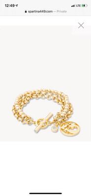 Mermaid Toggle Bracelet