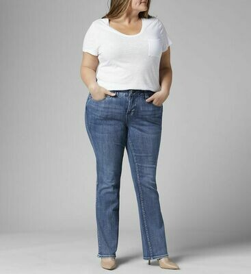 JAG Wms Eloise Boot Jean