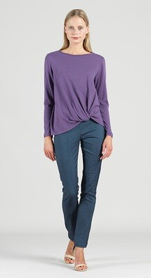 CSW Modal Twist Hem Top