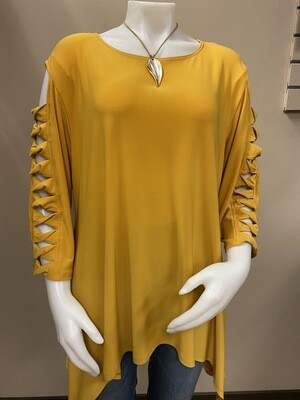 Artex Plus Mustard Tunic