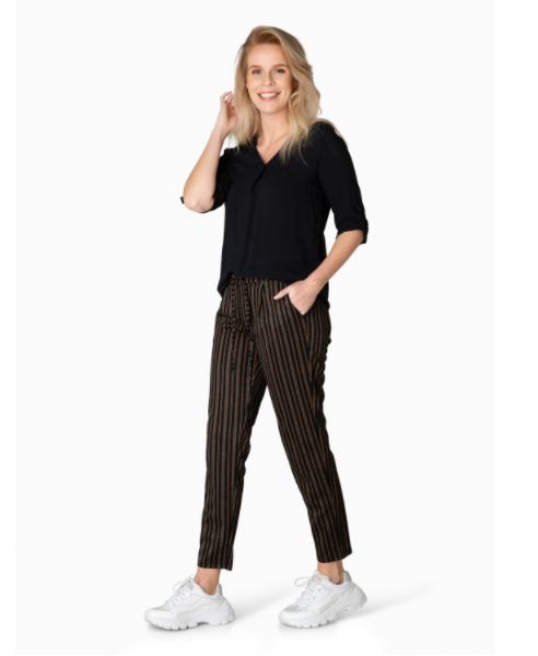 Yesta Multi-Color Trousers A39404