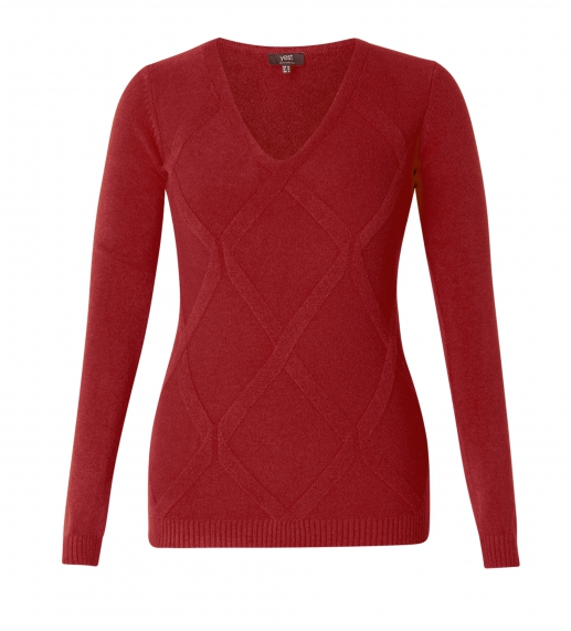 Yest Diamond Sweater
