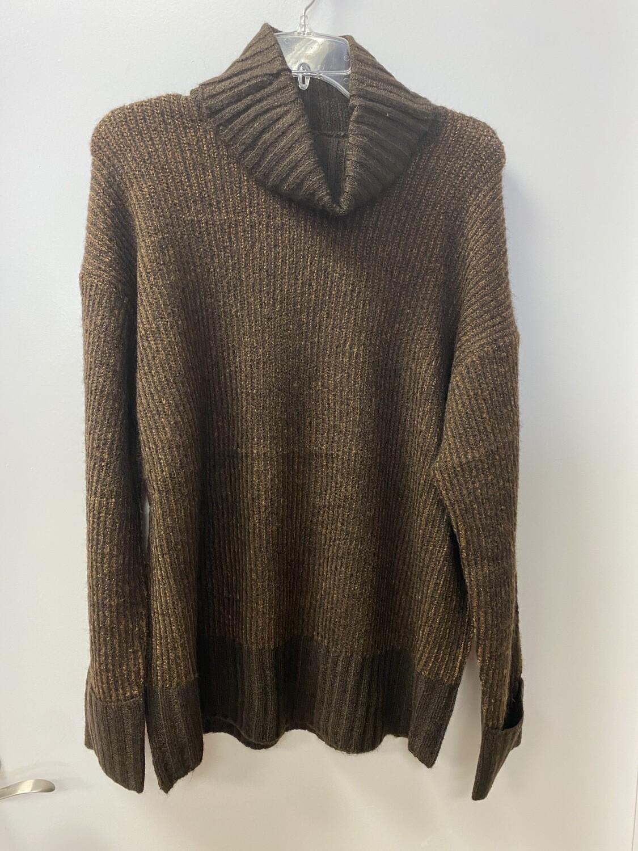 Yest Ribbed Soft Turtleneck Sweater