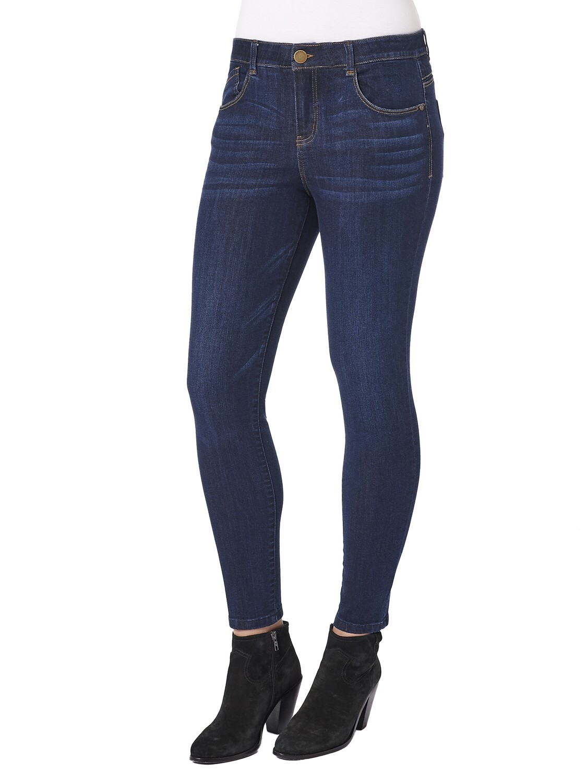Dem Plus Hi Rise Skinny Jeans