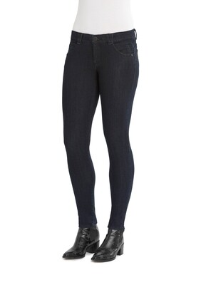 Dem Plus Ab-solution Distressed Jegging