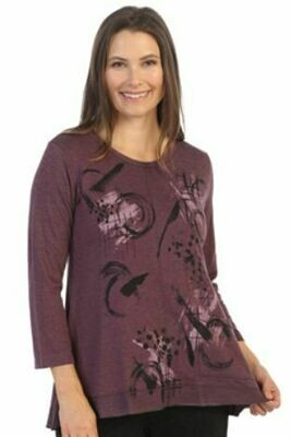 JJ Plus Tic Tac Patch Pkt Tunic