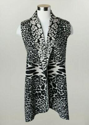 KH Plus Animal prnt Vest