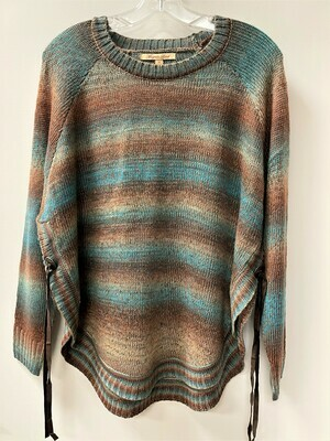 AF Ombre Rnd Bottom Sweater