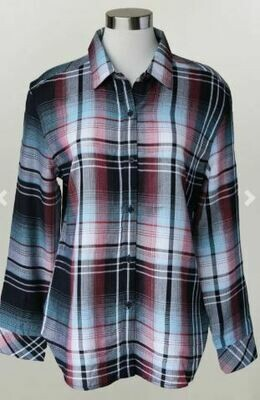 KH Button Down Plaid
