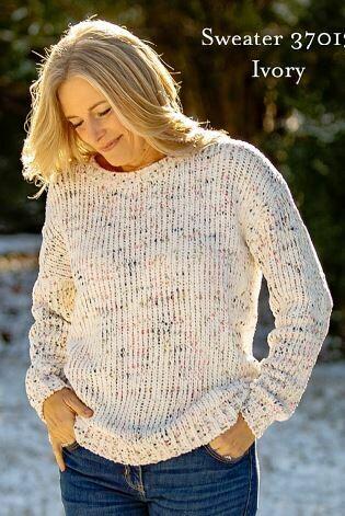 KH Plus Soft Sweater
