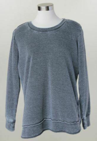 KH Plus Distressed Sweatshirt